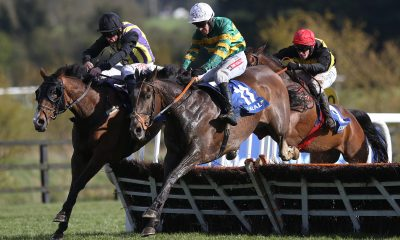 Anibale Fly - Punchestown - Punchestown Festival - Tony Martin