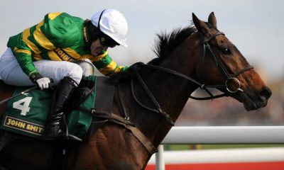 AP McCoy and Don't Push It